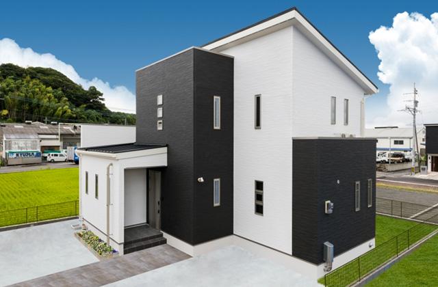 中山モデルハウス「開放的な和室一体型のLDK&オールパナソニックの住まい」(鹿児島市)