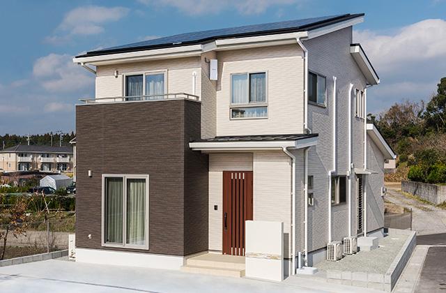 ロイヤルホーム 川上モデルハウス「土間収納とママにうれしい工夫がいっぱいの家」