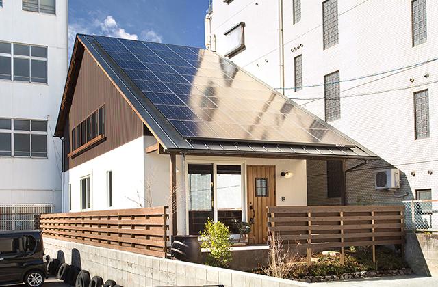 サイエンスホーム こだわりの真壁の家「鶴丸城モデルハウス」(鹿児島市)