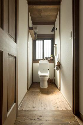 トイレ - サイエンスホーム鹿児島店 建築実例