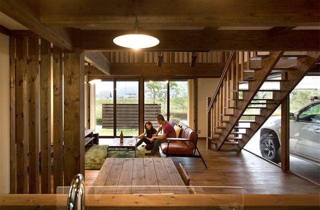 大好きなものを詰め込んだ 「2人の宝箱」の家  - サイエンスホーム鹿児島店 建築実例
