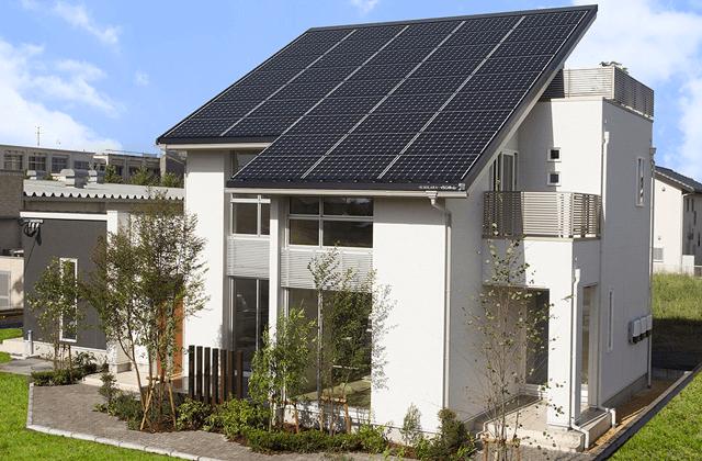 太陽光発電MAX 鹿屋モデルハウス 七呂建設