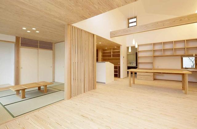 LDK - 住まいず 建築事例