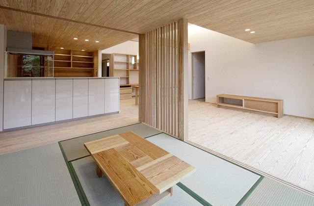 畳スペース - 住まいず 建築事例