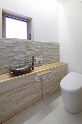 トイレ - 住まいず 建築事例