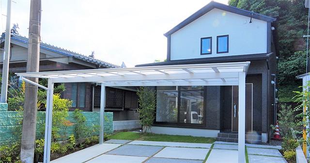 鹿児島市大明丘 トータルハウジングの分譲住宅 3LDK【2階建て】