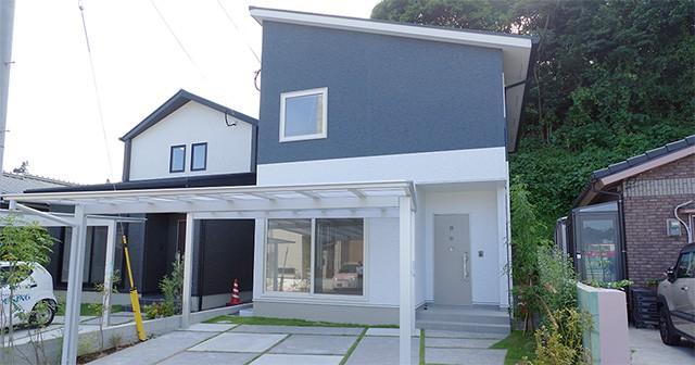 鹿児島市大明丘1丁目 トータルハウジングの分譲住宅 3LDK【2階建て】
