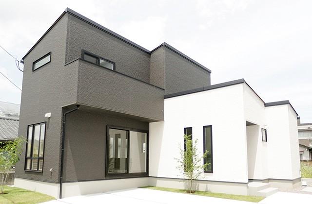 姶良市加治木本町 トータルハウジングの分譲住宅 4LDK【2階建て】