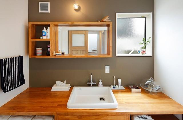 洗面所 - トータルハウジング