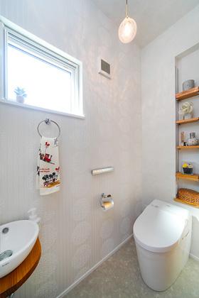 トータルハウジング - トイレ