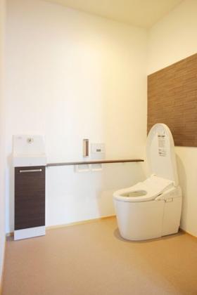 トイレ - 東宝建設