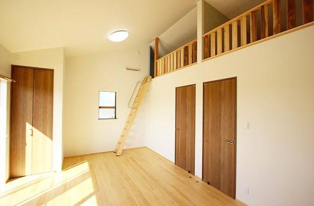 東宝建設 - 子供室とロフト
