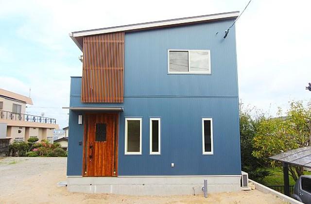 東宝建設 泡断熱で包まれて暑い夏も快適な天然無垢の高気密高断熱住宅