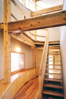 東宝建設 - 階段