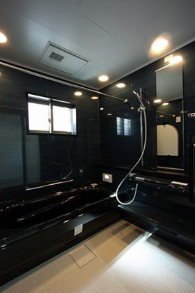 浴室 - ツマガリハウス 建築事例