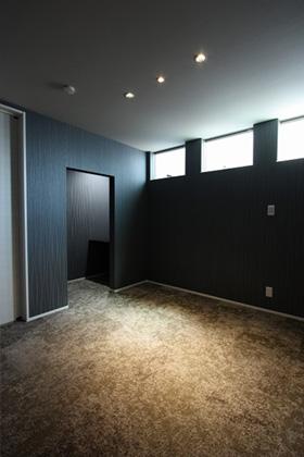主寝室 - ツマガリハウス 建築事例