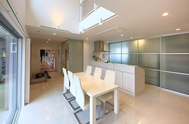 ユニバーサルホーム 鹿児島市中山にてモデルハウス「家族のつながりをデザインする家」の見学会