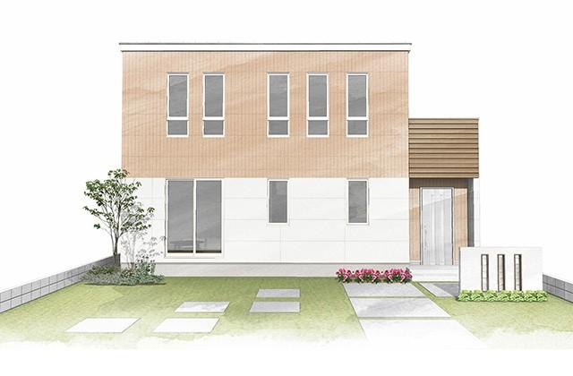 霧島市国分にてモデルハウス「収納のヒント満載な機能的な家」の見学会
