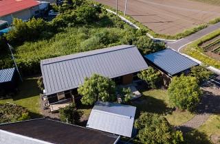ベガハウス 非日常を愉しむ2.5坪の小屋は大人贅沢な離れ 事例写真05