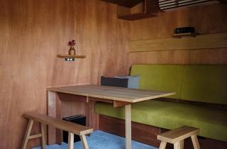 ベガハウス 非日常を愉しむ2.5坪の小屋は大人贅沢な離れ 事例写真07