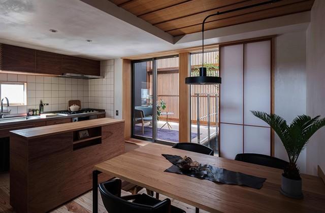 ベガハウス 下荒田の住宅密集地に建つ3階建てのスキップフロア 事例写真09