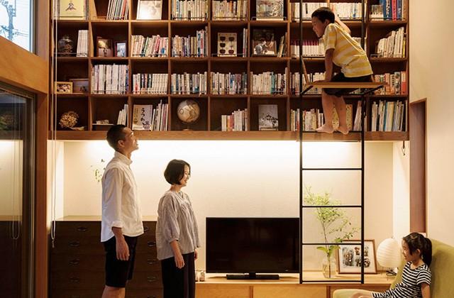 ベガハウス - 晴耕雨読の家 事例写真4
