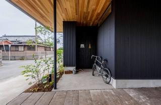 ベガハウス ビルトインガレージのある平屋「雨やどりのFlat house」建築写真4