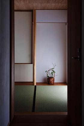 和室 - ベガハウスの建築事例 見晴らしのよい住宅地に暮らす「丘のいえ」