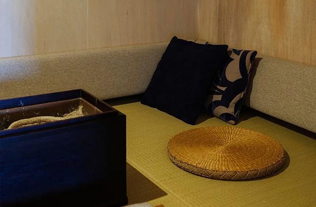 畳スペース 小さくても豊かな空間「ベガ荘」(鹿児島市石谷町)