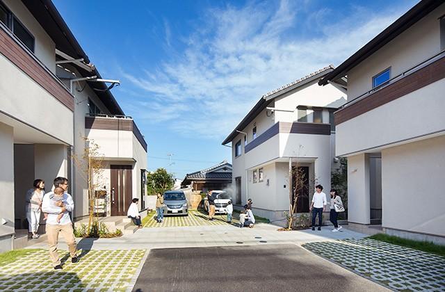 ヤマサハウス 鹿児島市紫原にて建売分譲住宅2棟見学会