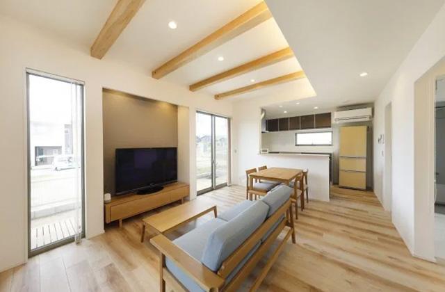 パルタウン大明丘モデルハウス ヤマサハウスの建売住宅【2階建】No1区画