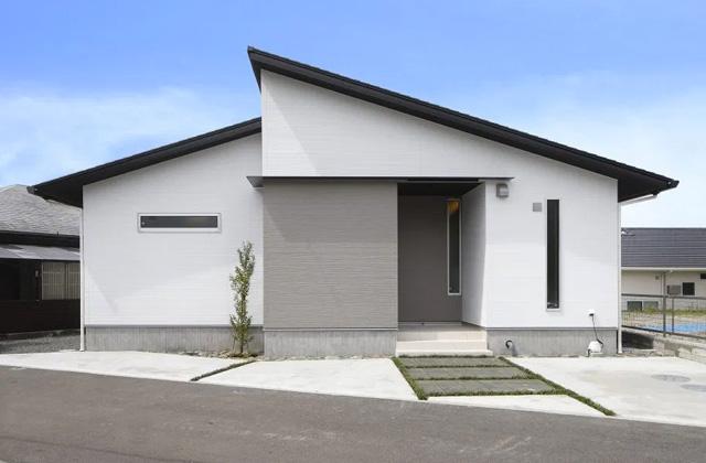 サンライズ石谷モデルハウス ヤマサハウスの建売住宅【平屋】