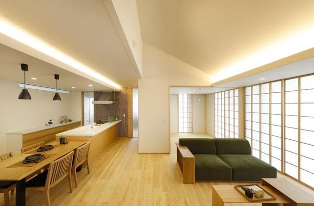 クラシスガーデン五代モデルハウス ヤマサハウスの建売住宅【平屋】