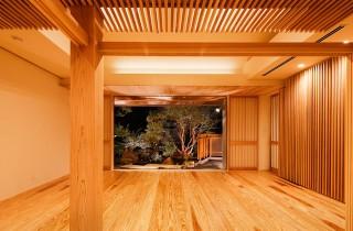 伝統格子 - ヤマサハウス