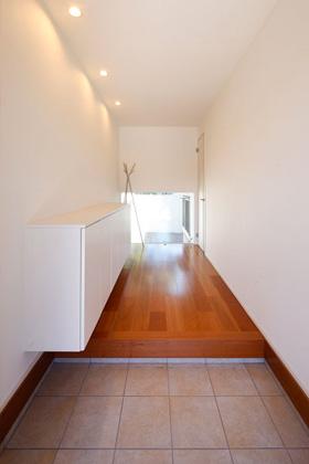 玄関 - ヤマサハウス