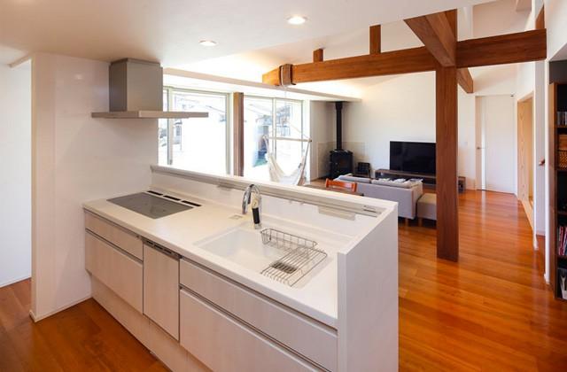 キッチン - ヤマサハウス