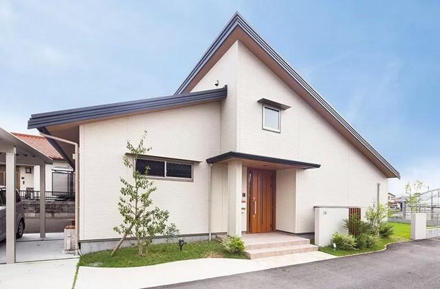 ヤマサハウス 平屋と2階建てのよさを併せ持つ平屋感覚で暮らせる住まい