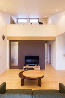 リビング+ロフト - ヤマサハウス