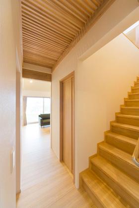階段 - ヤマサハウス