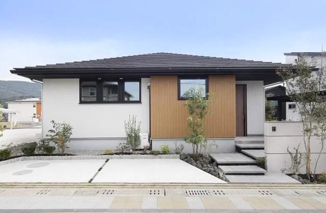 ヤマサハウス AIタウン天辰モデルハウス「これからの時代を考えた一歩先行くエポックな平屋」(薩摩川内市)