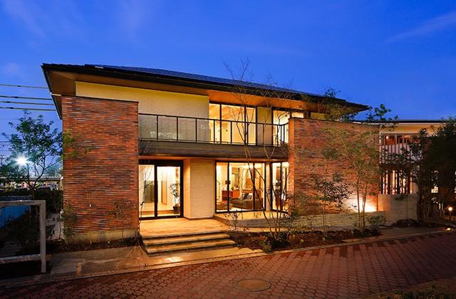 ヤマサハウス KTS住宅フェア「住む人と自然が調和した鹿児島の邸宅『GRANFECT』」(鹿児島市)