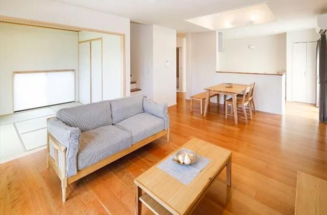 ヤマサハウス 松木モデルハウス「光と風を感じる家」(霧島市国分松木町)