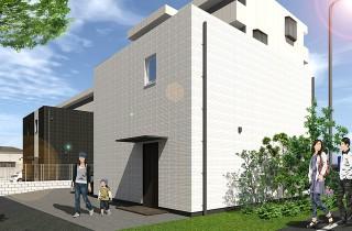 ユーミーハウス 姶良市東餅田にて「家族を守るRC造の家」3棟同時 構造見学会