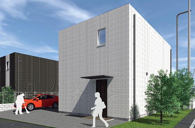ユーミーハウス 地震・火災に強いRC造モデルハウス A type (姶良市)