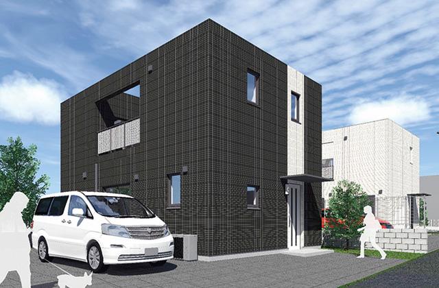 ユーミーハウス 地震・火災に強いRC造モデルハウス B type (姶良市)