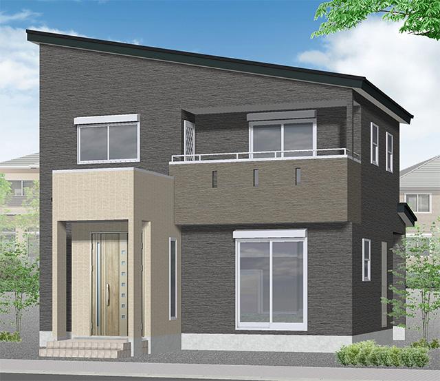 鹿児島市下伊敷3丁目 ユウダイホームの建売住宅【2階建て】