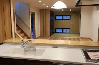 ユウダイホーム - キッチン・リビング・和室