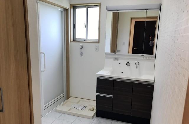 ユウダイホーム - 洗面スペース