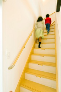 ユウダイホーム - 階段