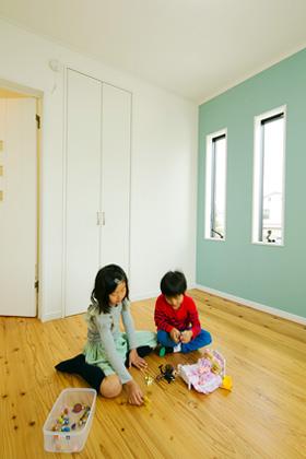 ユウダイホーム - 子ども部屋